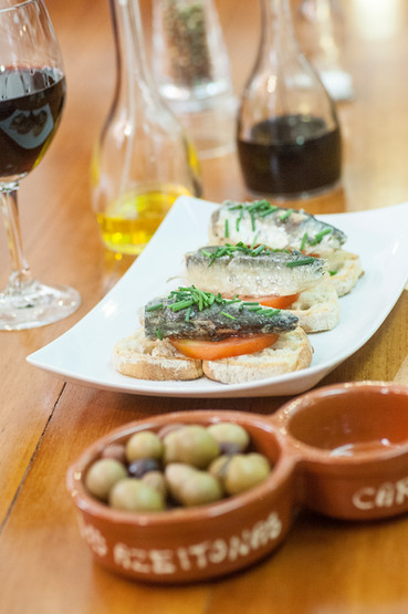 Sommelier | Teresa Gomes | The Wine Flat | Food