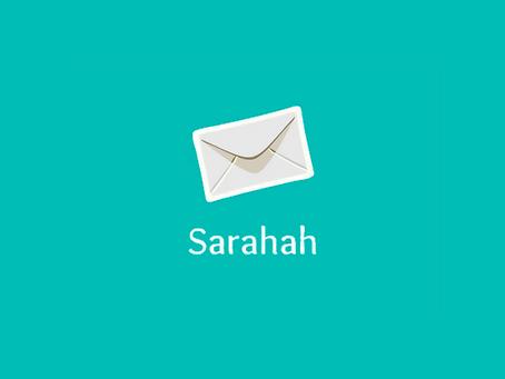 Sarahah, saiba como bloquear utilizadores na app polémica do momento.
