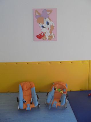 Sala das Estrelinhas ( Sala Parque)