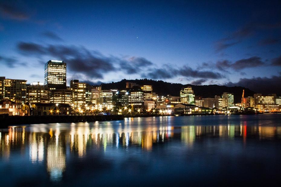 Wellington, uma viagem além dos terremotos …
