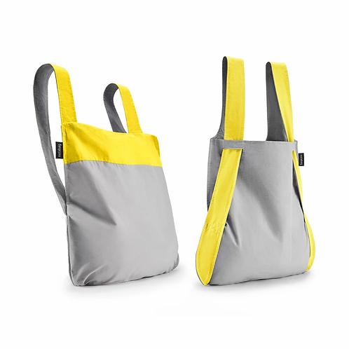 Notabag – Yellow/Grey