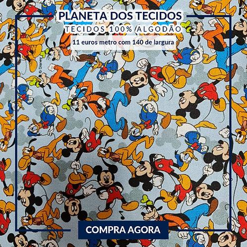 100% Algodão | Disney