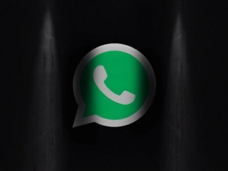 O WhatsApp também está prestes a receber o seu muito esperado dark mode.
