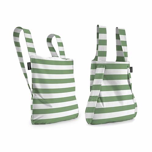Notabag – Olive Stripes