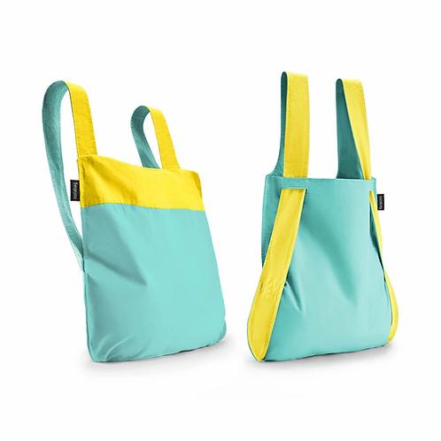 Notabag – Yellow/Mint
