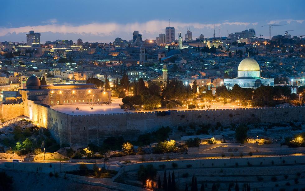 Jerusalém, uma viagem de história, sensações e reflexões !