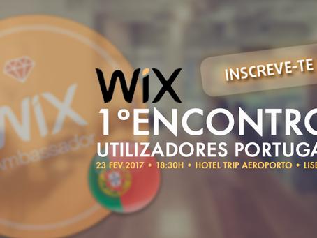 Mercado Digital Organiza 1º Encontro de Utilizadores Wix em Portugal.