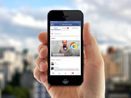 A era dos anúncios de vídeo nas Redes Sociais.