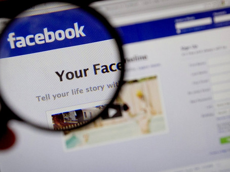 Facebook cria motor de busca para conteúdos.