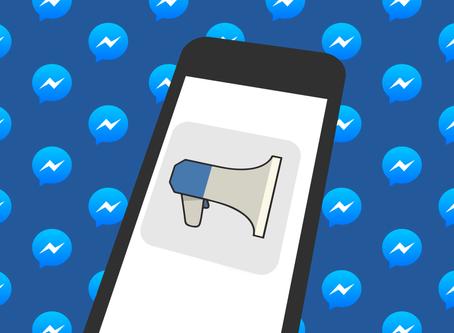O Facebook vai começar a exibir anúncios dentro do Messenger.