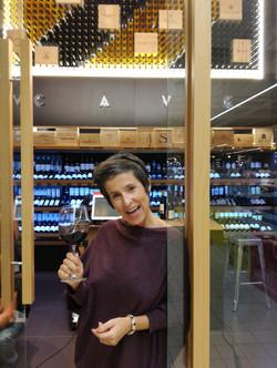 Sommelier | Teresa Gomes | The Wine Flat | Saude