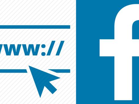 Links para sites pesados serão penalizados em feed de notícias do Facebook.