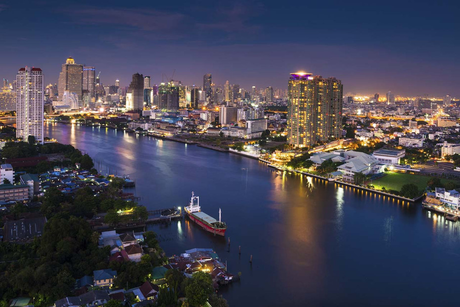 Bangkok  …  para o viajante ocidental, uma ótima porta de entrada na Ásia!