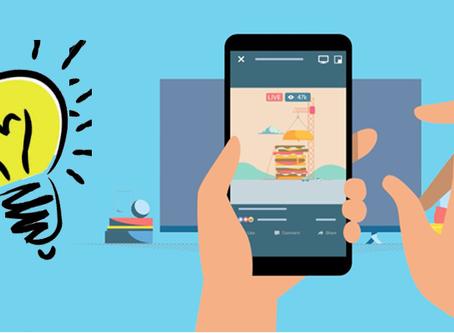 Videos nas redes sociais convencem 46% a comprar algo!