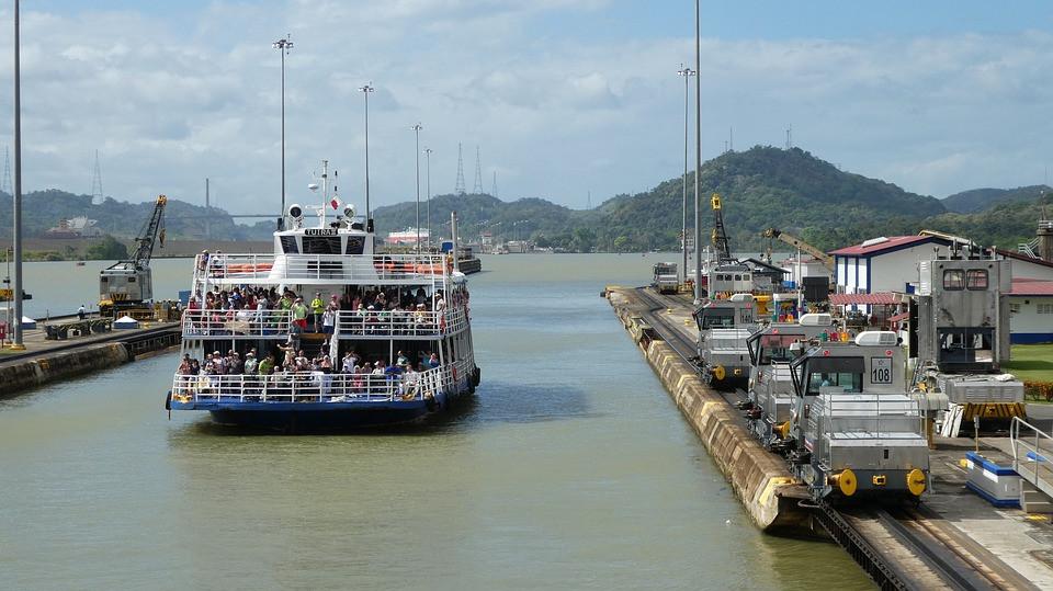 Travessia Canal do Panama | Viajar Enriquece