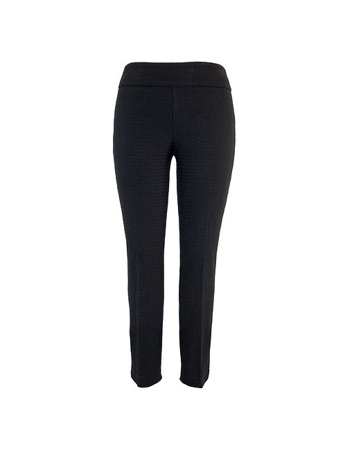 UP! Pants Textured Black