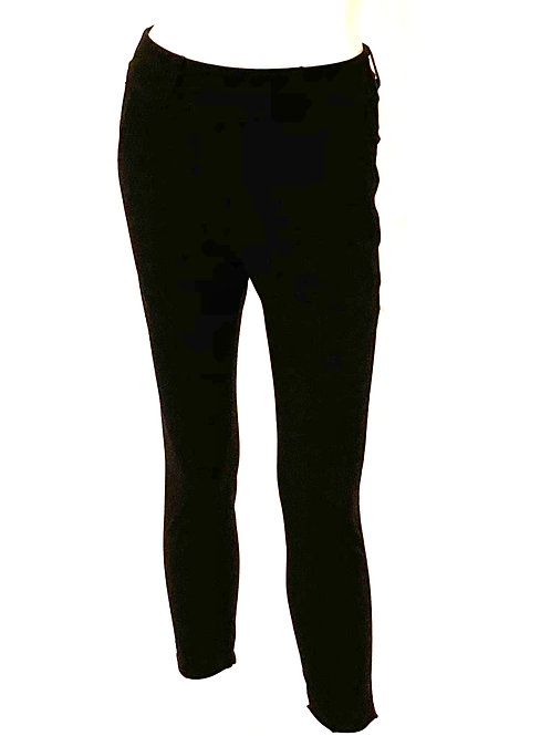 Frank & Eileen Black Knit Trouser Legging