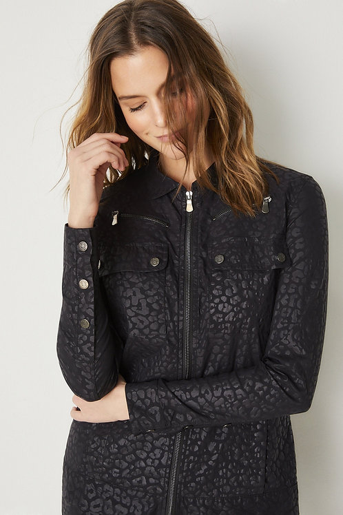 Anatomie Madeline Animal Embossed Jacket