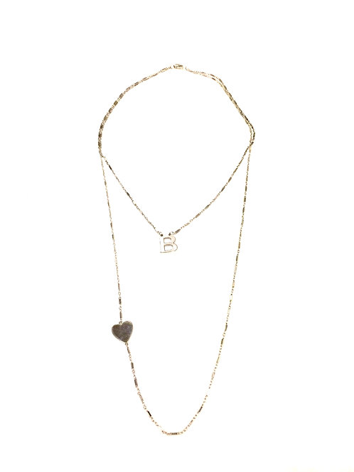Jane Basch Designs Double Strand Necklace