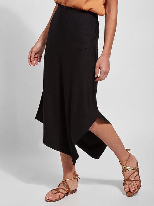 Lysse Rose Skirt in Black
