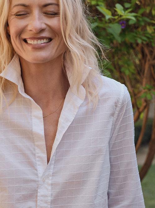 Frank & Eileen Woven Button Up Shirt