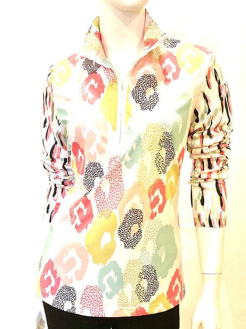 Whimsy Rose Long Sleeve Safe Sun Pullover