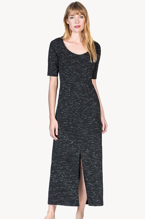 Lilla P Scoop Neck Maxi Dress