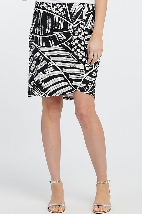 Nic + Zoe Moonlight Palms Skirt
