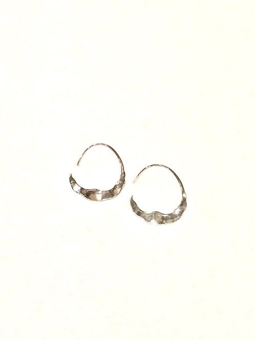 Chan Luu Sterling Silver Earrings