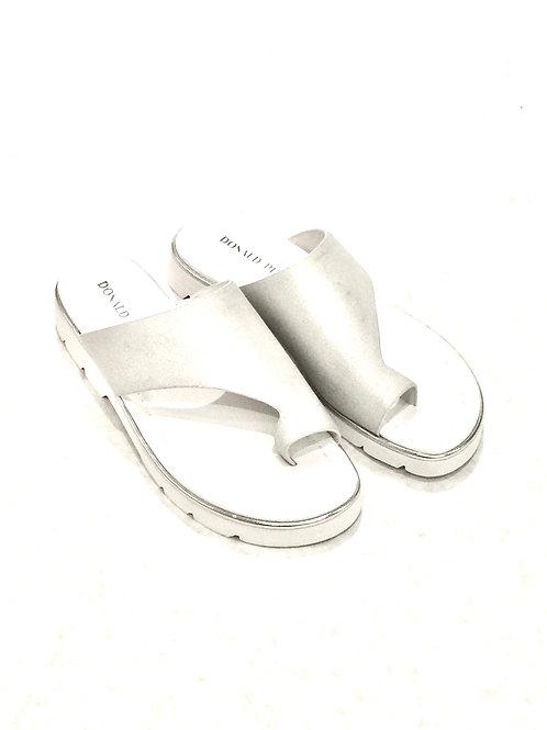 Donald Pliner Metallic Sandal