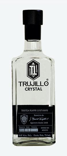 Tequila Trujillo Crystal de 750 ml.