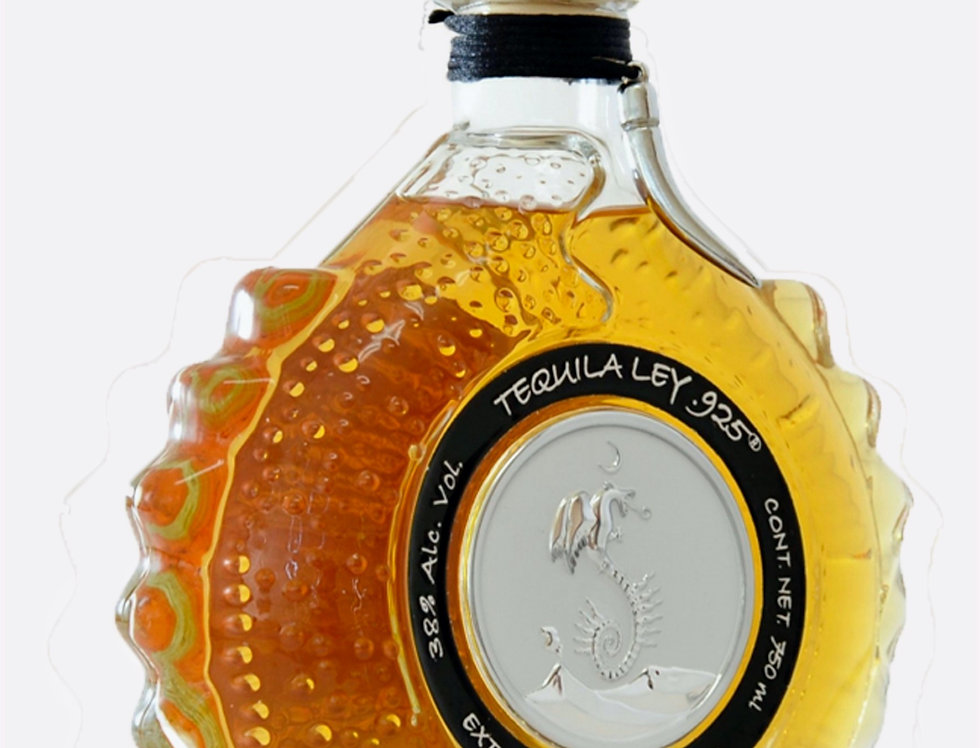 Tequila Ley Premium 925 Extra Añejo de 750 ml.