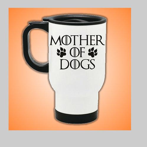 Mother of Dogs Travel Mug