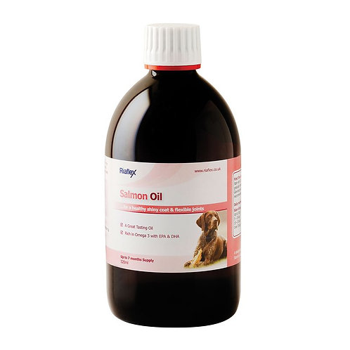 Salmon Oil 520ml