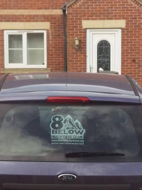 Car Sticker (Large Internal)