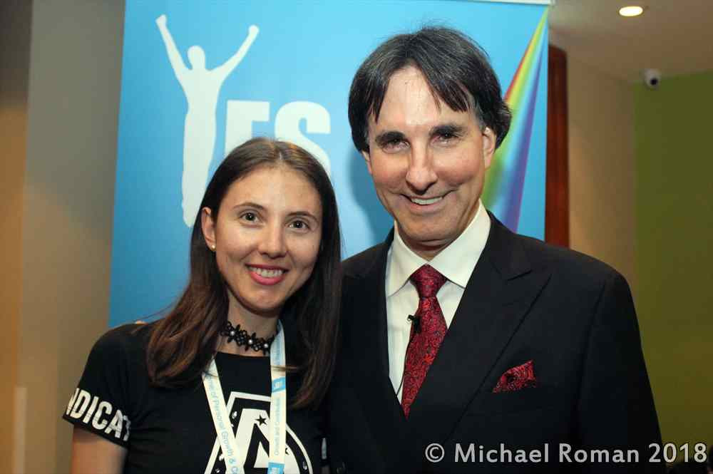 Photo with Dr.Demartini at the Yes Group London Event!