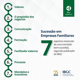 Sucessão em Empresas Familiares