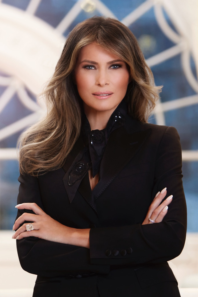 Melania Trump Speaks Out About Substance Abuse Issue In Our Country