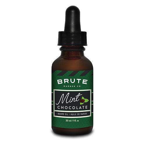 Mint Chocolate Beard Oil