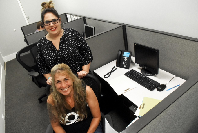 Recovery Counselors Make Life Changing Phone Calls