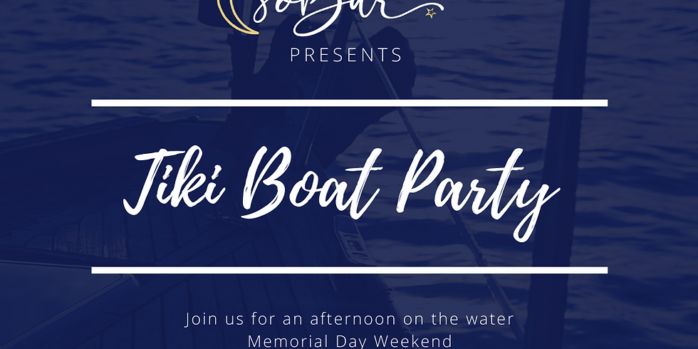 Tiki Boat Party
