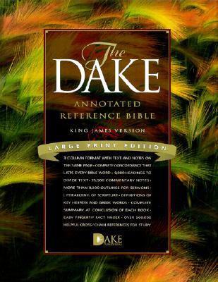 Dake's annotated reference Bible NKJV