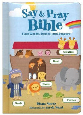 Say and Pray Bible