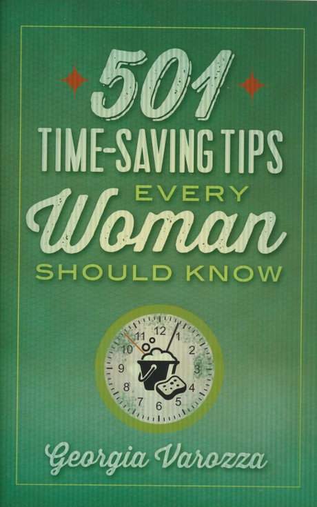 501Time Saving Tips every woman should know