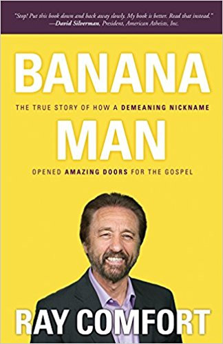 Banana Man: The True Story of how a demeaning nickname opened amazing doors