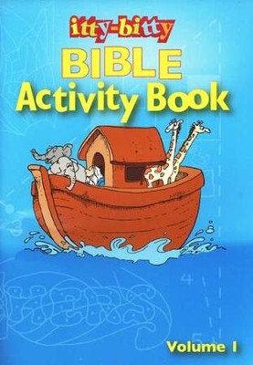 Bible Activity Book Volume 1