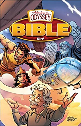 NiRV Adventures in Odyssey Bible