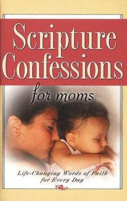 Scripture Confessions for Mum