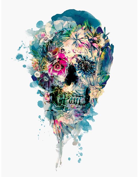 Skull ST III