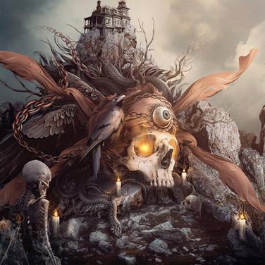 Deadly skull